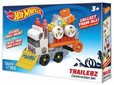 Конструктор Bauer Hot Wheels 725 Trailerz Spark + T-900