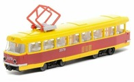 Трамвай ТЕХНОПАРК CT12-463-2 1:43 17.5 см