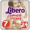 Libero трусики Up & Go 7 (16-26 кг) 24 шт.