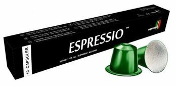 KSP Caffe Кофе в капсулах Espressio Espresso (10 капс.)