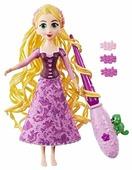 Кукла Hasbro Disney Princess Рапунцель с набором для укладки, 21 см, E0180