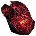 Мышь Armaggeddon Aquila X5 Red USB