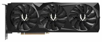 Видеокарта ZOTAC GeForce RTX 2080 1830MHz PCI-E 3.0 8192MB 14000MHz 256 bit HDMI HDCP AMP