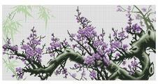 Белоснежка Набор для вышивания Весенний цвет 64 x 31 см (2059)