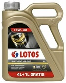 Моторное масло LOTOS Synthetic 504/507 5W-30