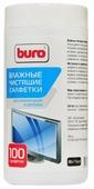 Buro BU-Tscrl влажные салфетки 100 шт. для экрана