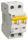 Автоматический выключатель IEK ВА 47-60 2P (C) 6kA