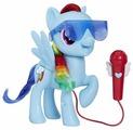 Интерактивная игрушка робот Hasbro My Little Pony Поющая Радуга Дэш E1975