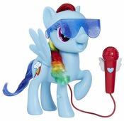 Интерактивная игрушка робот Hasbro My Little Pony Поющая Радуга
