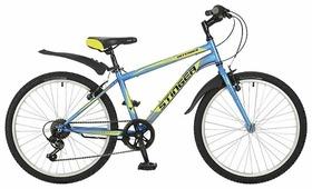 Подростковый горный (MTB) велосипед Stinger Defender 24 (2017)