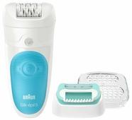 Эпилятор Braun 5-511 Silk-epil 5 Wet & Dry с насадкой для начинающих