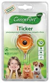 GreenFort neo iTicker отпугиватель клещей и блох