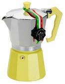 Кофеварка GAT Lady Oro Color (3 чашки)