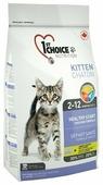 Корм для котят 1st Choice Kitten Здоровый старт с курицей