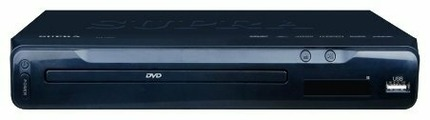 DVD-плеер SUPRA DVS-105UX