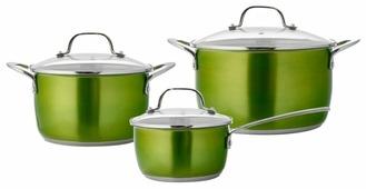 Набор посуды Esprado Emerald 6 пр.