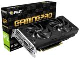 Видеокарта Palit GeForce RTX 2060 1365MHz PCI-E 3.0 6144MB 14000MHz 192 bit DVI HDMI HDCP GamingPro