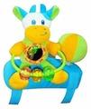Подвесная игрушка I-Baby Коровка (B-10071)