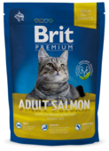 Корм для кошек Brit Premium с лососем