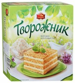 Торт Черемушки Творожник