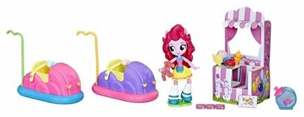 Набор с мини-куклой My Little Pony Пижамная вечеринка Пинки Пай B8824/B2619