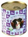 Корм для собак Ем Без Проблем Зооменю для собак Ассорти из потрошков