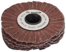 Шлифовальный валик лепестковый BOSCH SW 15 K120 1 шт.