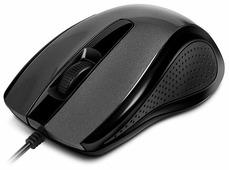 Мышь SVEN RX-515 Silent Black-Silver USB