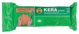 Полимерная глина KOH-I-NOOR Keraplast 1000 г терракотовая (131707)