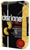 ADRIANA Макароны Pasta Classica Gobetti Rigati 22, 500 г