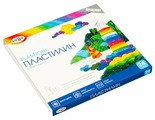 Пластилин ГАММА Классический 24 цвета 480 г (281036)