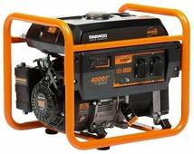 Бензиновый генератор Daewoo Power Products GDA 4800I (3600 Вт)