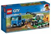 Конструктор LEGO City 60223 Транспортировщик для комбайнов