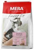 Корм для кошек Mera Finest Fit Sensitive Stomach для взрослых кошек с чувствительным пищеварением