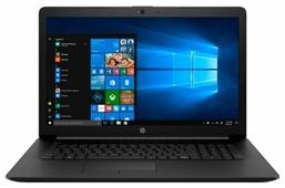 """Ноутбук HP 17-by1039ur (Intel Core i5 8265U 1600 MHz/17.3""""/1600x900/8GB/1128GB HDD+SSD/DVD-RW/AMD Radeon 530/Wi-Fi/Bluetooth/Windows 10 Home)"""