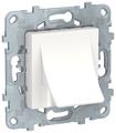 Телекоммуникационная розетка Schneider Electric NU586218, белый