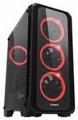 Компьютерный корпус Zalman Z7 Neo Black