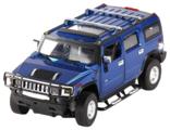 Внедорожник MZ Hummer H2 Die-Cast (MZ-25020A) 1:24 19.5 см