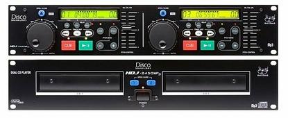 DJ CD-проигрыватель D.A.S. HDJ-2450 MP3