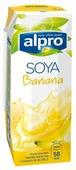 Соевый напиток alpro Банановый 1.8%, 250 мл