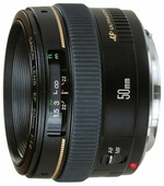 Объектив Canon EF 50mm f/1.4 USM.