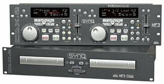 DJ CD-проигрыватель Synq CDX-2