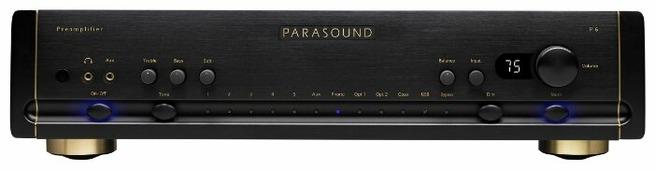 Предварительный усилитель Parasound Halo P6