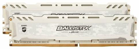 Оперативная память 8 ГБ 2 шт. Ballistix BLS2K8G4D30AESCK