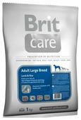 Корм для собак Brit Care ягненок с рисом (для крупных пород)