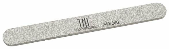TNL Professional Пилка узкая хит продаж, 240/240 грит