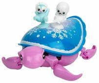 Фигурки Moose Интерактивная черепашка Снежный бриз и ее друзья 28560