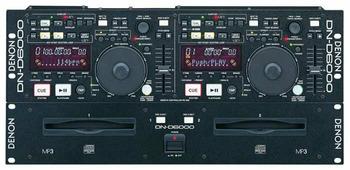 DJ CD-проигрыватель Denon DN-D6000