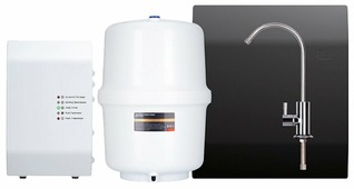 Фильтр под мойкой Prio Новая вода Expert Osmos МО600 четырехступенчатый
