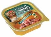 Корм для собак Зоогурман Smolly Dog индейка, потроха 100г (для мелких пород)